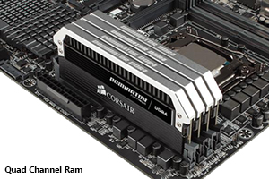 ddr4-ddr3-memory ram-dual channel-quad channel-mnimi statherou ipologisti, μνημη ram υπολογιστη