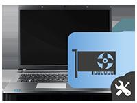 Επισκευή κάρτας γραφικών σε laptop