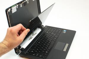 Αλλαγή Οθόνης Laptop