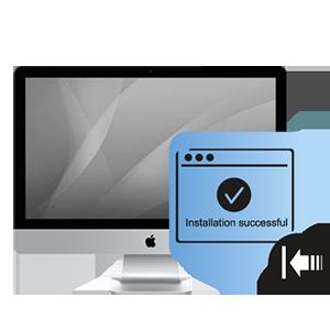 Εγκατάσταση προγραμμάτων σε iMac
