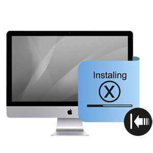Mac OS X σε iMac
