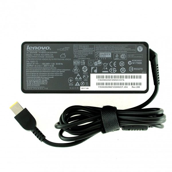 adapter laptop lenovo