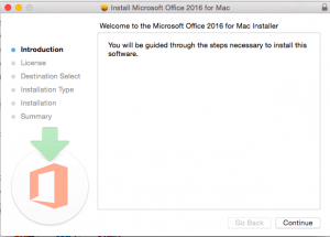 Εγκατάσταση προγραμμάτων σε Macbook