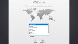 Εγκατάσταση Mac OS X σε iMac