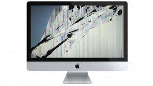 Αντικατάσταση οθόνης iMac