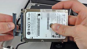 Αλλαγή σκληρού δίσκου Macbook