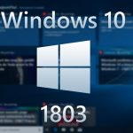 Windows 10 Update 1803