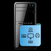 Εγκατάσταση περιφερειακών εκτυπωτη scanner