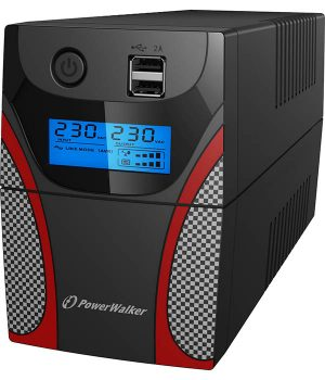 UPS Powerwalker VI 850 GX - pcsecurity