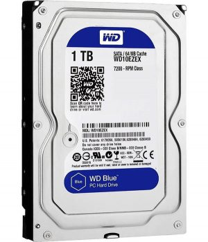 Western Digital Blue 1TB 3.5inch - pcsecurity