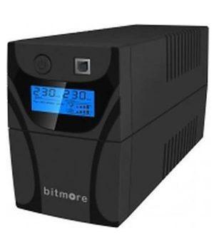UPS Bitmore U650LCD - pcsecurity
