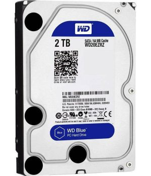 Western Digital Blue 2TB 3.5inch - pcsecurity