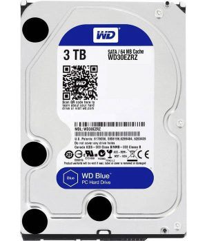 Western Digital Blue 3TB - pcsecurity