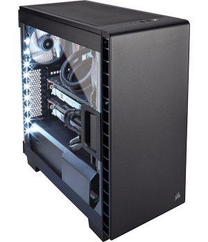 Corsair Carbide Clear 400C pcsecurity