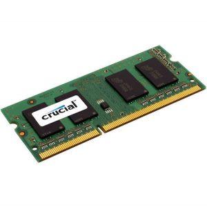 Crucial 4GB DDR3-1600MHz