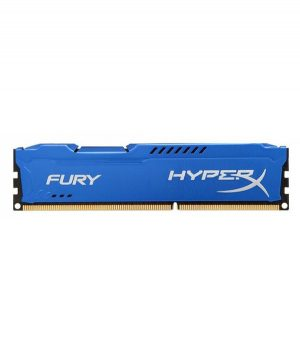 HyperX Fury Blue 4GB DDR3 - 1600MHz