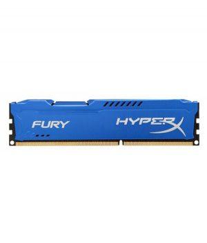 HyperX Fury Blue 4GB DDR3 - 1600MHz