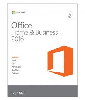 Microsoft Office 2016 Home & Business Mac