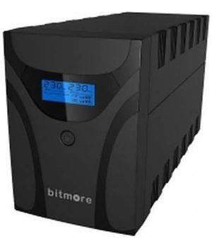 UPS Bitmore U1200LCD - pcsecurity