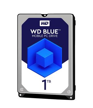 Western Digital Blue 1TB 2.5inch 128MB Cache pcsecurity