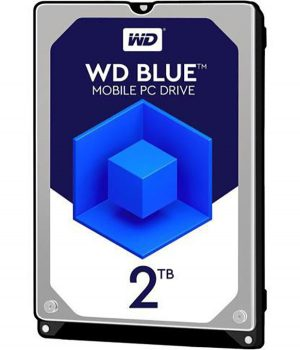 Western Digital Blue 2TB 128 mb cache pcsecurity