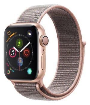 Apple Watch Series 4 40mm with Pink Sand Sport Loop