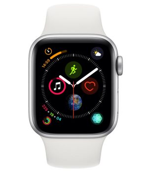 Apple Watch Series 4 40mm Aluminium