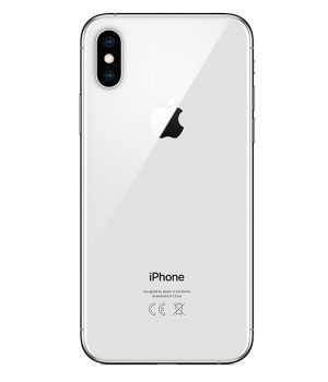 iphone xs 64gb silver white pcsecurity