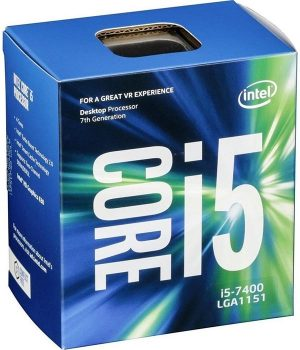 Intel Core i5-7400 Box