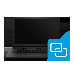 αλλαγή οθόνης laptop pcsecurity