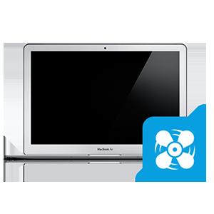αντικατάσταση ανεμιστήρα macbook pcsecurity