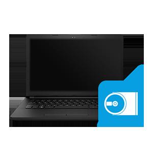 αντικατάσταση μονάδας DVD laptop pcsecurity