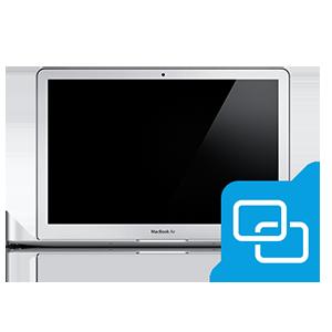 αντικατάσταση οθόνης macbook pcsecurity