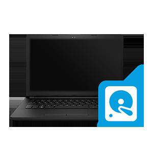 αντικατάσταση σκληρού δίσκου laptop pcsecurity