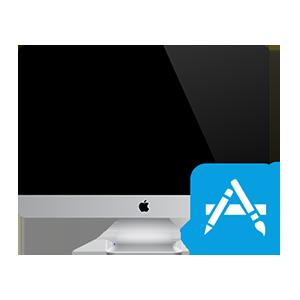 εγκατάσταση εφαρμογών imac pcsecurity