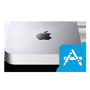 εγκατάσταση εφαρμογών mac mini pcsecurity