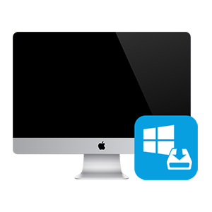εγκατάσταση windows imac pcsecurity