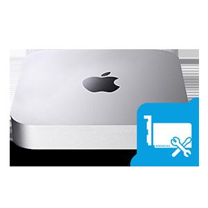 Επισκευή κάρτας γραφικών Mac mini pcsecurity