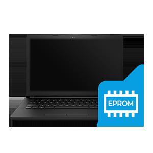 προγραμματισμός eprom μνήμης laptop pcsecurity