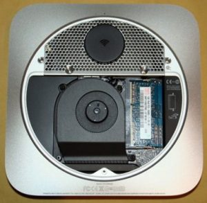 mac mini hdd