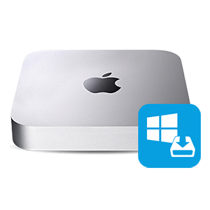 εγκατάσταση windows mac mini pcsecurity