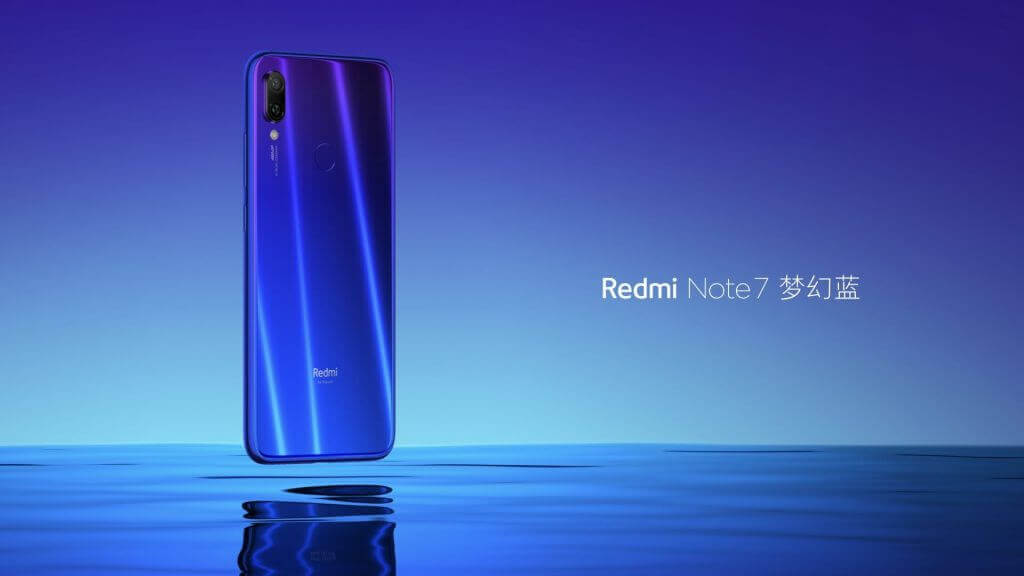 new redmi note 7