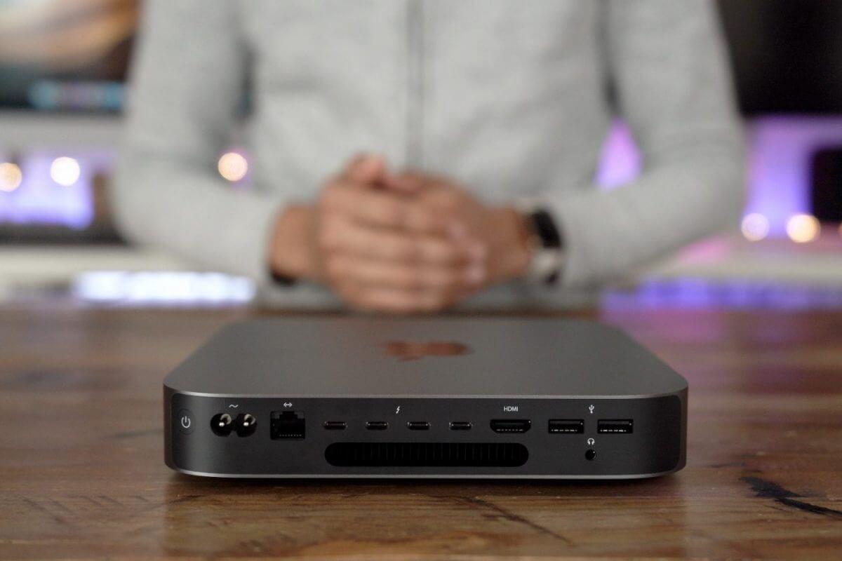 Επιδιόρθωση mac mini που αδυνατεί να λειτουργήσει