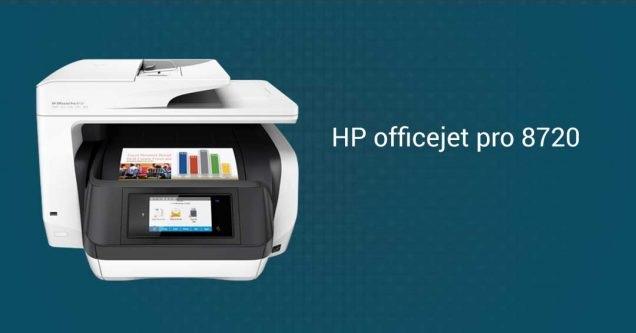 πολυμηχάνημα hp OfficeJet Pro 8720